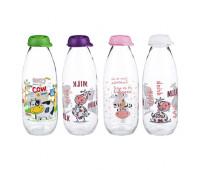 Бутылка для молока стеклянная