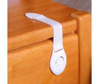 Блокировка дверей и ящиков тканевая защитная